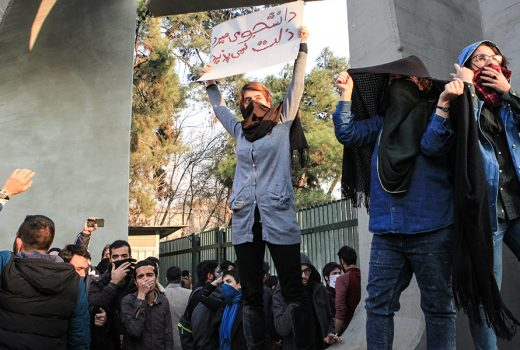 iran-protests-donald-trump